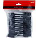 Chromwell Accessories pinzas para cabello 12 ud