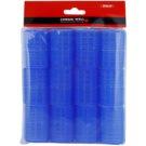 Chromwell Accessories Blue бігуді-липучки ( ø 40 x 63 mm ) 12 кс