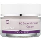 Clarena Poison Line 60 Second Snake lifting krema proti gubam  50 ml