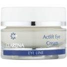 Clarena Eye Line Actlift крем-ліфтинг для шкіри навколо очей для чутливої шкіри 15 мл