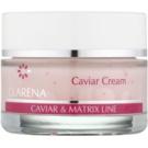 Clarena Caviar & Matrix Line crema iluminadora con efecto lifting 50 ml