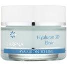 Clarena Hyaluron 3D Line hydratisierendes Fluid mit Hyaluronsäure  50 ml