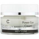 Clarena Men's Line Power Eye Cream To Treat Swelling And Dark Circles  15 ml