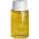Clarins Body Specific Care relaksujący olejek do ciała z ekstraktem roślinnym  100 ml