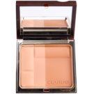 Clarins Face Make-Up Bronzing Duo mineralny puder brązujący odcień 02 Medium (Mineral Powder Compact) 10 g