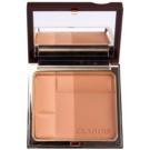 Clarins Face Make-Up Bronzing Duo mineralny puder brązujący odcień 03 Dark (Mineral Powder Compact) 10 g