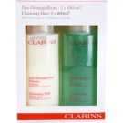 Clarins Cleansers Cosmetic Set III.