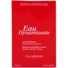 Clarins Eau Dynamisante Körperlotion für Damen 250 ml