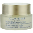 Clarins Extra-Firming crema de noapte pentru fermitate si contur ten uscat (Extra-Firming Night Rejuvenating Cream for Dry Skin) 50 ml