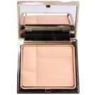 Clarins Face Make-Up Ever Matte kompaktní minerální pudr pro matný vzhled odstín 00 Transparent Opale (Shine Control Mineral Powder Compact) 10 g