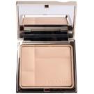 Clarins Face Make-Up Ever Matte pó compacto mineral para aspeto mate tom 01 Transparent Light  10 g
