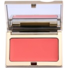 Clarins Face Make-Up Multi-Blush colorete en crema  para labios y pómulos  tono 01 Peach  4 g
