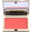 Clarins Face Make-Up Multi-Blush krémes arcpirosító az arcra és a szájra árnyalat 01 Peach (Cream Blush Natural, Long - Lasting Effect, Cheeks Lips) 4 g