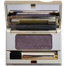 Clarins Eye Make-Up Ombre Minérale langanhaltende mineralische Lidschatten mit glättender Wirkung Farbton 17 Smoky Plum  2 g