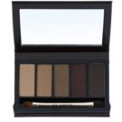 Clarins Eye Make-Up 5 Colour Eyeshadow Palette paleta de sombra de olhos 5 cores tom 02 pretty night 7,5 g