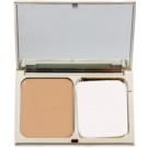 Clarins Face Make-Up Everlasting maquillaje compacto de larga duración  SPF 15 tono 112 Amber (Everlasting Compact Foundation) 10 g