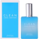 Clean Cool Cotton Eau de Parfum für Damen 60 ml