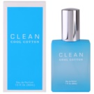 Clean Cool Cotton Eau de Parfum für Damen 30 ml