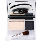Clinique All About Shadow™ Duo Lidschatten Farbton 05 Diamonds and Pearls  2,2 g