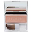 Clinique Blushing Blush púderes arcpír árnyalat 101 Aglow 6 g
