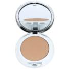 Clinique Beyond Perfecting™ base de maquillaje en polvo con corrector 2 en 1 tono 07 Cream Chamois 14,5 g