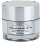 Clinique Clinique Smart denný hydratačný krém proti vráskam pre mastnú pleť SPF 15  30 ml