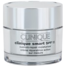 Clinique Clinique Smart crema de día antiarrugas hidratante para pieles secas y muy secas SPF 15 (Custom-Repair Moisturizer) 50 ml