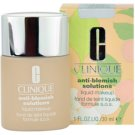 Clinique Anti-Blemish Solutions Liquid Foundation For Problematic Skin, Acne Color 01 Fresh Alabaster 30 ml