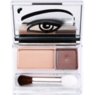 Clinique All About Shadow Duo sombras tom 01 Like Mink (Eye Shadow Duo) 2,2 g