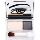 Clinique All About Shadow Duo Eye Shadow Color 05 Diamonds and Pearls (Eye Shadow Duo) 2,2 g