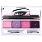 Clinique All About Shadow Quad Eye Shadow Color 08 Ticklish (Eye Shadow Quad) 4,8 g