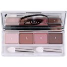 Clinique All About Shadow Quad oční stíny odstín 06 Pink Chokolate (Eye Shadow Quad) 4,8 g