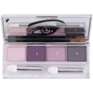 Clinique All About Shadow Quad oční stíny odstín 10 Going Steady (Eye Shadow Quad) 4,8 g