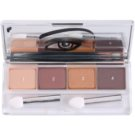 Clinique All About Shadow Quad Eye Shadow Color 03 Morning Java (Eye Shadow Quad) 4,8 g