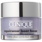 Clinique Repairwear Laser Focus Wrinkle Correcting Eye Cream For All Types Of Skin 15 ml