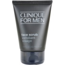 Clinique For Men pleťový peeling pro muže (Face Scrub) 100 ml