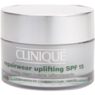 Clinique Repairwear Uplifting przeciwzmarszczkowy krem wzmacniający SPF 15  50 ml