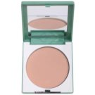 Clinique Stay Matte Ölkontrollierender Puder für fettige Haut Farbton 02 Stay Neutral (Sheer Pressed Powder) 7,6 g