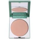 Clinique Stay Matte Ölkontrollierender Puder für fettige Haut Farbton 02 Stay Neutral (Sheer Pressed Powder) 7,6 g