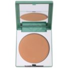 Clinique Stay Matte Gloss (Grease) Absorbing Powder For Oily Skin Color 04 Stay Honey (Sheer Pressed Powder) 7,6 g