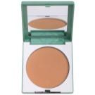Clinique Stay Matte Ölkontrollierender Puder für fettige Haut Farbton 04 Stay Honey (Sheer Pressed Powder) 7,6 g