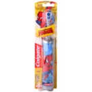 Colgate Kids Spiderman elemes gyermek fogkefe extra soft Gray