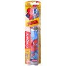 Colgate Kids Spiderman Children's Battery Toothbrush Extra Soft Gray