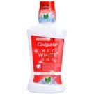 Colgate Max White One ustna voda brez alkohola okus Sensational Mint 500 ml