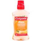 Colgate Plax Deep Clean Antibacterial Mouthwash For Fresh Breath Eucaliptus & Propolis (Fights Bacteria & Plaque 24/7 Bad Breath Control) 500 ml