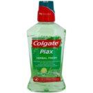 Colgate Plax Herbal Fresh рідина для полоскання ротової порожнини  проти нальоту  500 мл