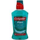 Colgate Plax Soft Mint Mundwasser gegen Plaque  500 ml