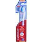 Colgate Slim Soft Ultra Compact Toothbrush Soft Violet (0,01 mm Ultra Soft Tip Bristles for a Superior Cleansing)