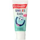 Colgate Smiles Kids zubní pasta pro děti příchuť Mild Mint (3-5 Years) 50 ml