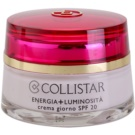 Collistar Special First Wrinkles denný protivráskový krém SPF 20 (Energy + Brightness Day Cream) 50 ml